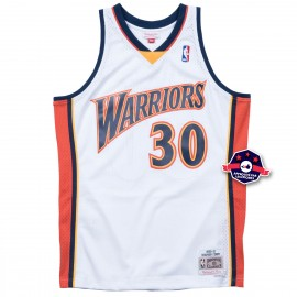 Jersey - Steph Curry - Golden State Warriors - Blanc