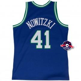 Jersey NBA - Dirk Nowitzki - Dallas Mavericks