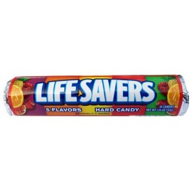 Life Saver 5 flavours