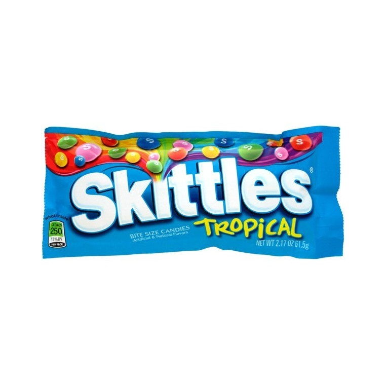 Skittle tropical