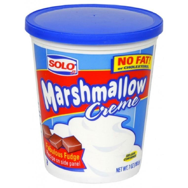 Solo Marshmallow creme