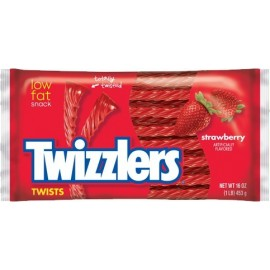 Paquet de Twizzlers Strawberry 141g