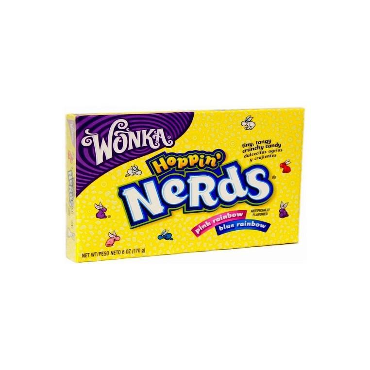 Hoppin' Nerds de Wonka