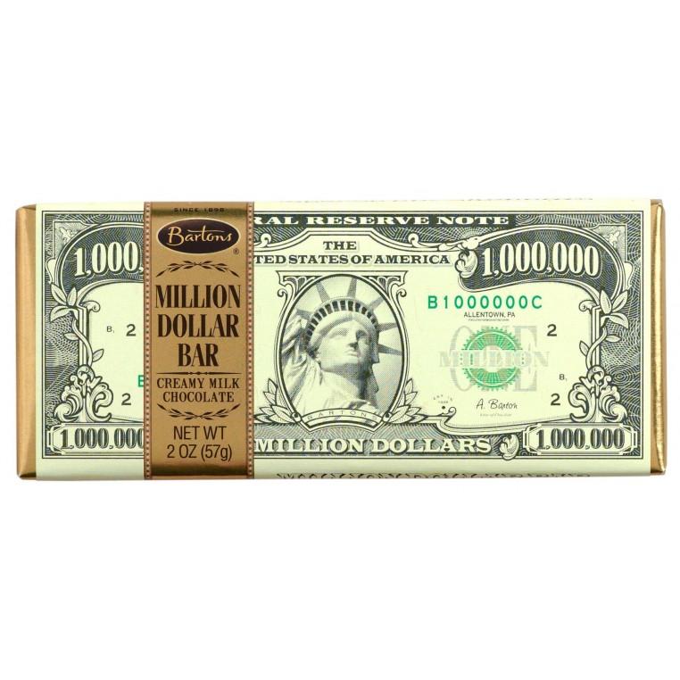 Barton's Million$ creamy