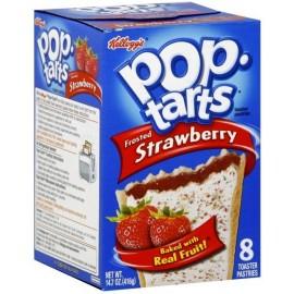 Pop Tarts Fraise avec glaçage