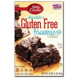 Mix pour brownie au chocolat gluten free Betty Crocker