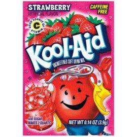 Sachet de Kool Aid Fraise