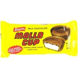 Paquet de 2 tartelettes chocolat/chamallow Boyer Mallo Cup