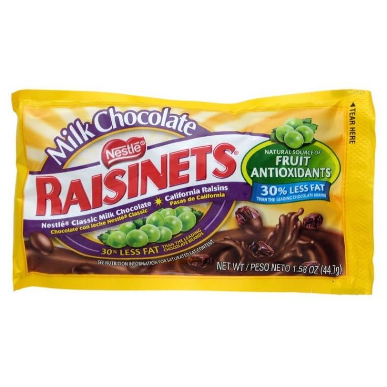 Sachet de Raisinets Nestle