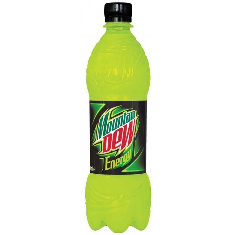 Mountain Dew bouteille 500ml