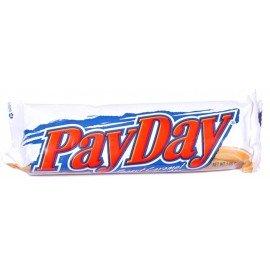 Barre caramélisée Pay Day
