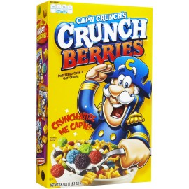 Céréales Cap'n Crunch Berries
