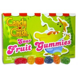 Bonbons aux fruits acidulés Candy Crush