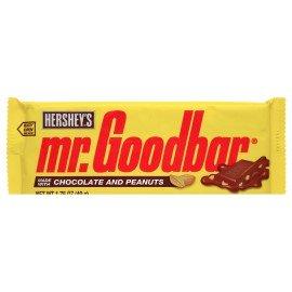Plaque de chocolat Mr Goodbar