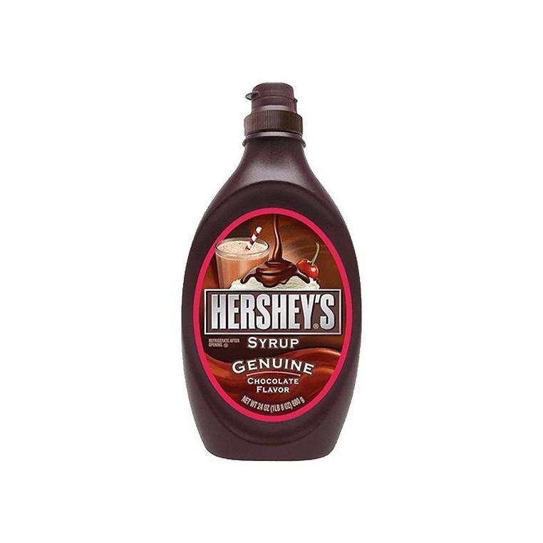 Coulis au chocolat Hershey's