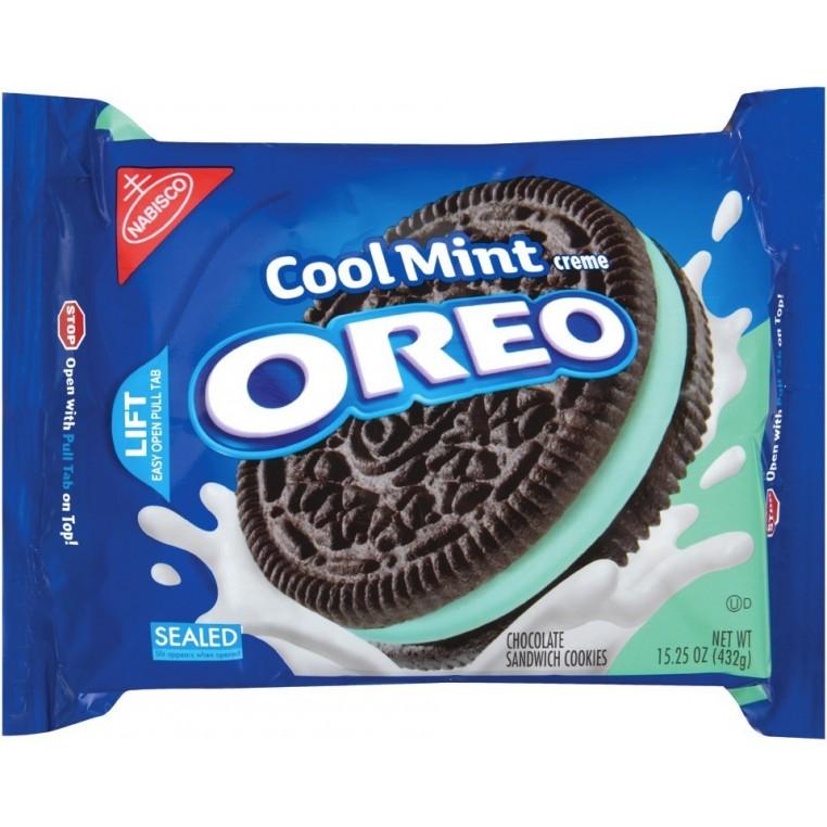 Oreo Cool Mint