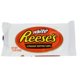 Reese's - White Peanut Butter Cups x 2 - 42g