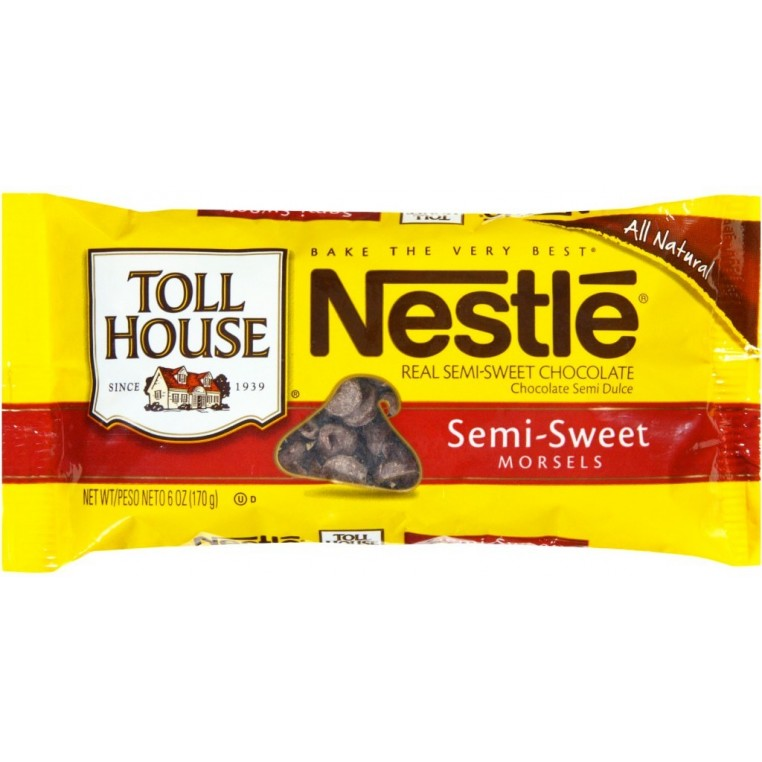 Semi Sweet Morsels de Nestlé