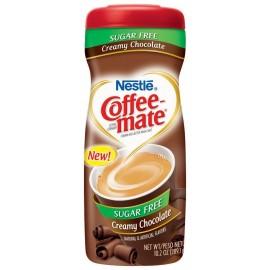 Coffee-mate chocolat crémeux sans sucre