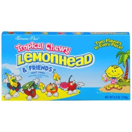Bonbons Lemonhead aux fruits tropicaux ferrara pan