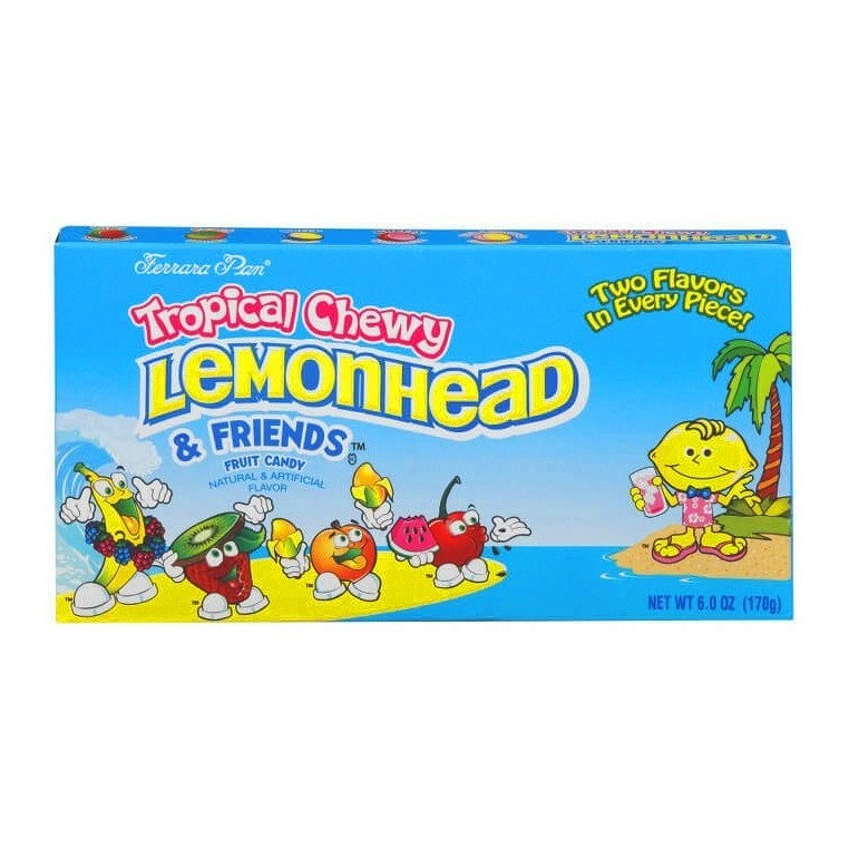 Chewy lemonhead Tropical Fruits