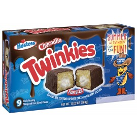Chocodile Twinkies de Hostess