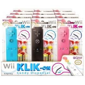 Nintendo Wii ultra Klik Candy dispenser