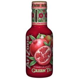 Arizona thé vert et grenade - Pomegranate Green Tea