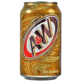 Cream Soda - A&W