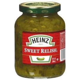 Sauce Sweet Relish de Heinz