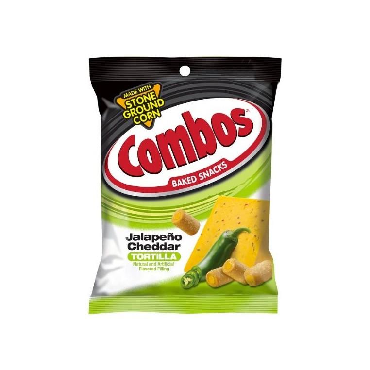 Paquet de Combos Jalapeno Cheddar