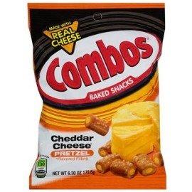Pretzel au fromage - Combos Pretzel Cheddar Cheese