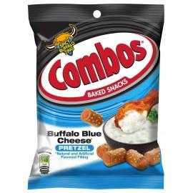 Pretzels épicés au fromage bleu - Combos Buffalo Blue Cheese