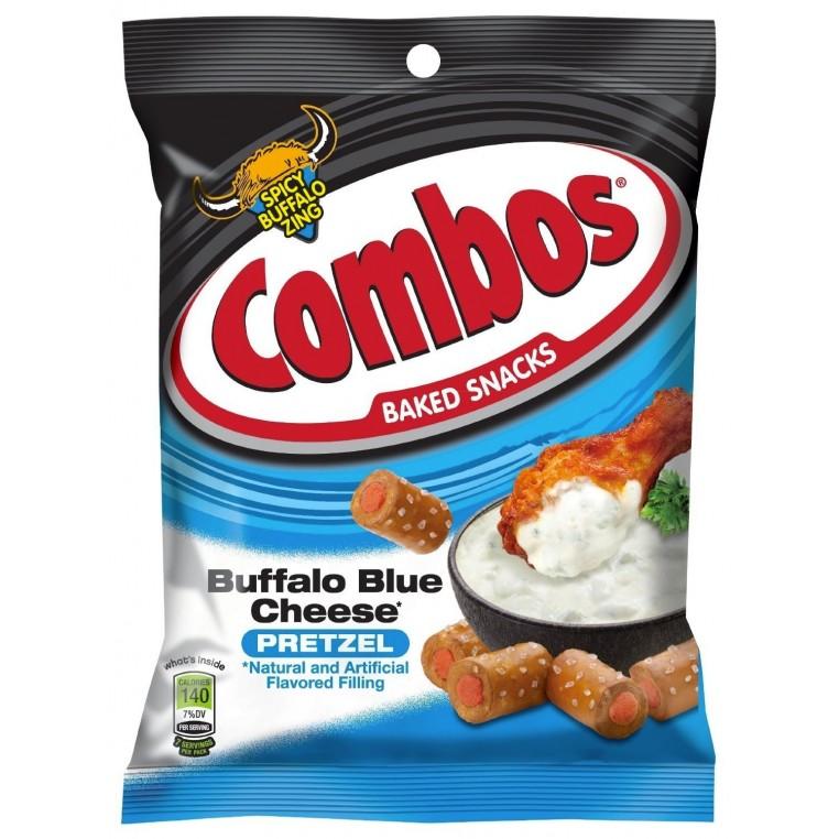 Paquet de Combos Buffalo Blue Cheese Pretzel