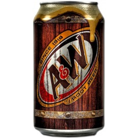 Root Beer - A&W - 355ml