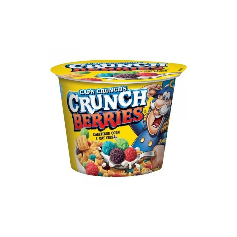 Céréales Cap'n Crunch Berries Cup