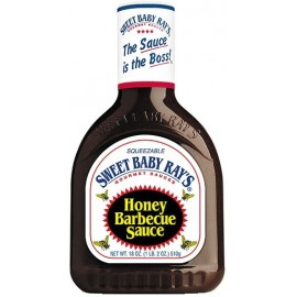 Sauce BBQ Sweet Baby Ray's au miel