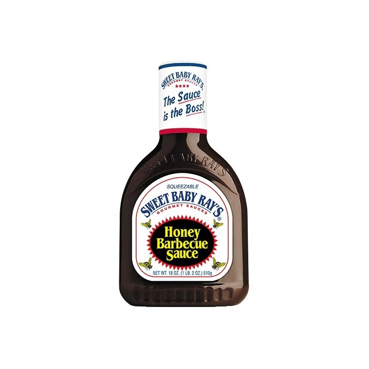 Sauce Sweet Baby Ray's Honey BBQ