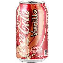 Coca Cola Vanille - 355ml