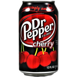 Dr Pepper Cherry - 330ml