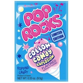 Pop Rocks Barba à Papa