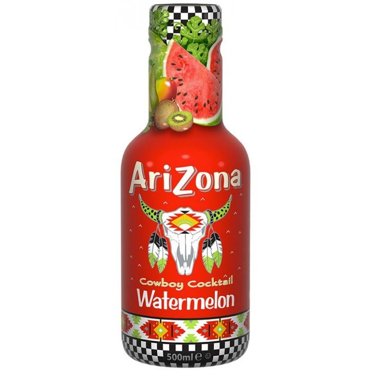 Arizona Watermelon Cowboy
