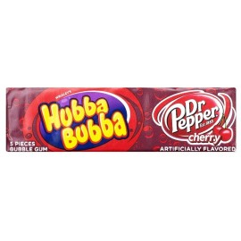 Chewing-gums Hubba Bubba Dr Pepper Cherry