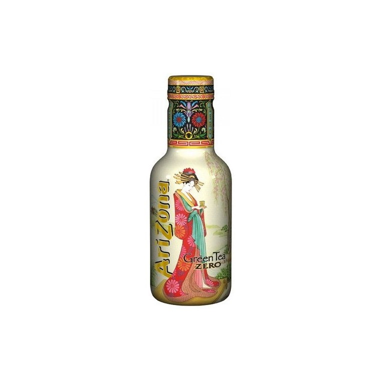 Thé vert avec miel Zero Arizona - Original Green Tea