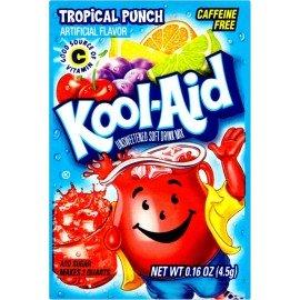 Sachet de Kool Aid Tropical