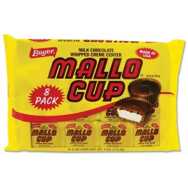 Boyer Mallo Cup Pack de 8