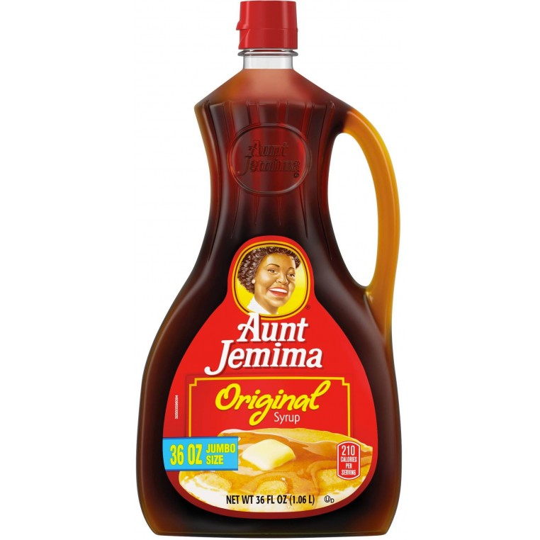 Aunt Jemima Original Syrup XL 1L