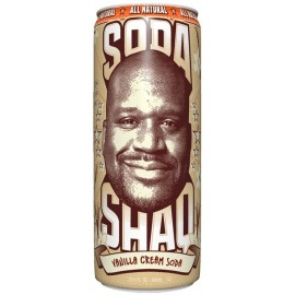 Arizona SHAQ Vanilla Cream Soda (695ML)