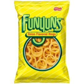 Biscuits Apéritifs arômatisé aux Oignons - Funyuns Snack - format pocket
