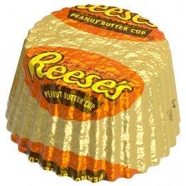 Mini tartelette Chocolat et Beurre de cacahuètes - Reese's Mini - à l'unité